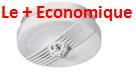 détecteur de chaleur le plus économique